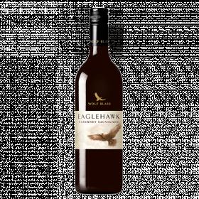 Wolf Blass Eaglehawk Cabernet Sauvignon flaska 75CL