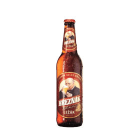 Breznak flaska 33CL