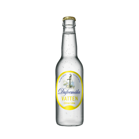 Dufvemåla Citron - Lime flaska 33CL