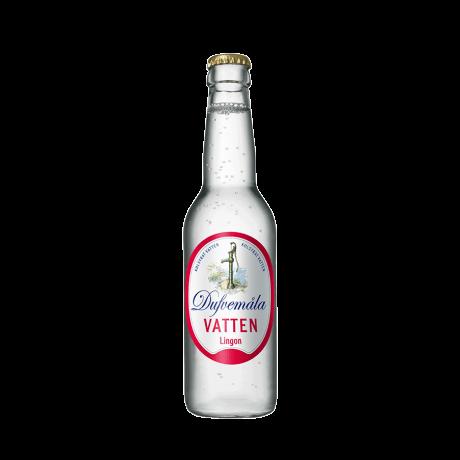 Dufvemåla Lingon flaska 33CL