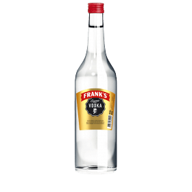 Frank's Vodka Ekologisk flaska 70CL