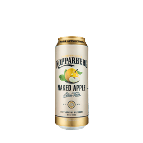 Kopparberg Naked Apple burk 50CL