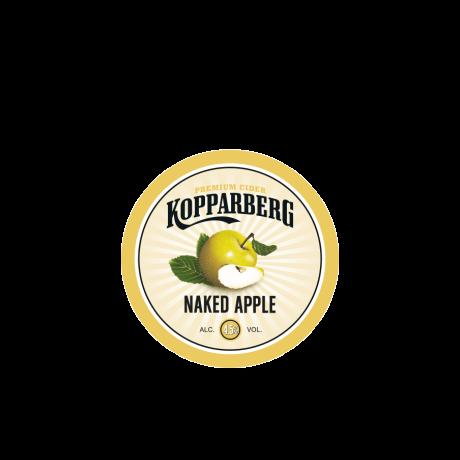 Kopparberg Naked Apple fat 30L