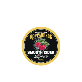 Kopparberg Raspberry Smooth fat 30L