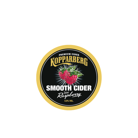Kopparberg Raspberry Smooth fat 30L