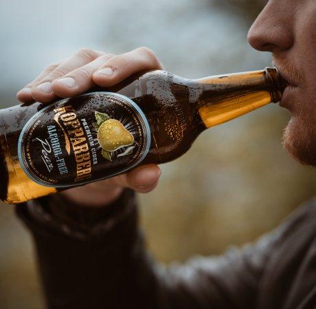 Kopparberg Päron flaska 50CL