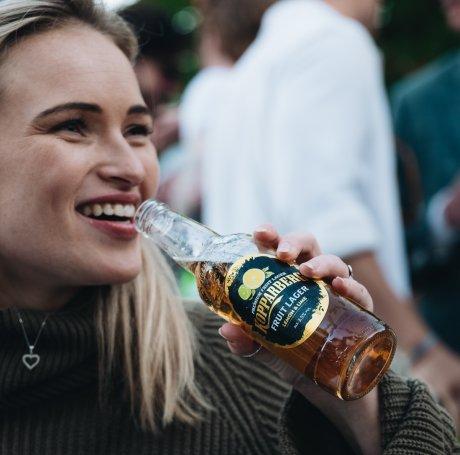 Kopparberg Fruit Lager flaska 33CL
