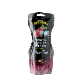 Frozen Fruit Cider Mixed Fruit påse 25CL