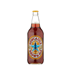 Newcastle Brown Ale flaska 33CL