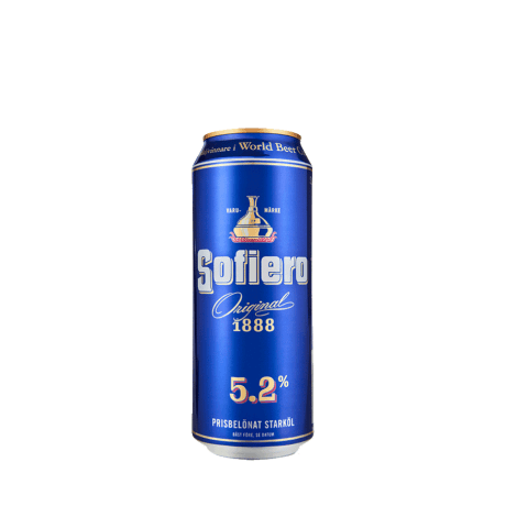 Sofiero Original burk 50CL