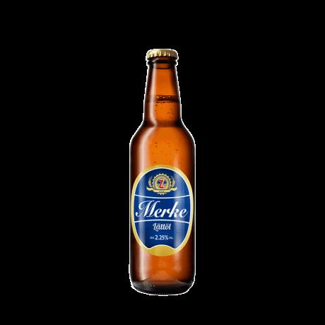 Zeunerts Merke Lättöl flaska 33CL