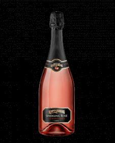 Sparkling Rosé Strawberry Glasflaska 75CL