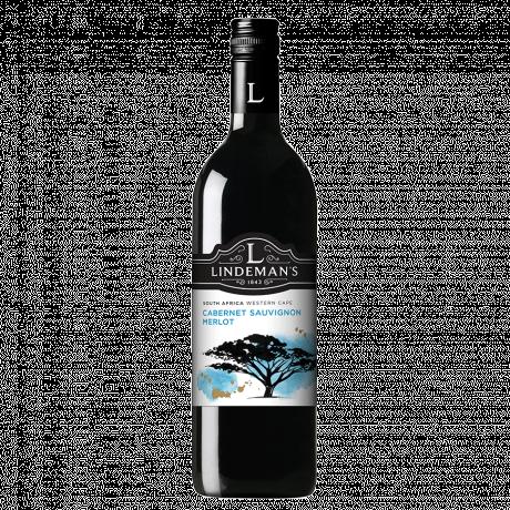 Lindeman's Western Cape Cabernet Sauvignon Merlot flaska 75CL