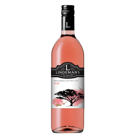 Lindeman's Western Cape Rosé Shiraz Pinotage flaska 75CL