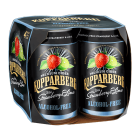 Kopparberg Strawberry&Lime burk 33CL