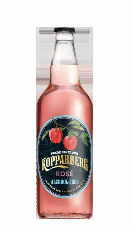 Kopparberg Rosé flaska 50CL
