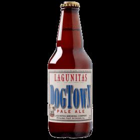 Lagunitas DogTown Pale Ale flaska 35.5CL