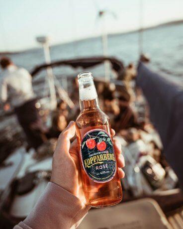 Kopparberg Rosé Flaska 33CL