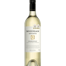McGuigan Estate Chardonnay flaska 33CL