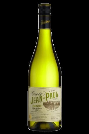 Cuvée Jean-Paul Gascogne Blancde Blancs Sec flaska 33CL