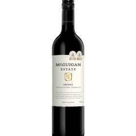 McGuigan Estate Shiraz flaska 33CL