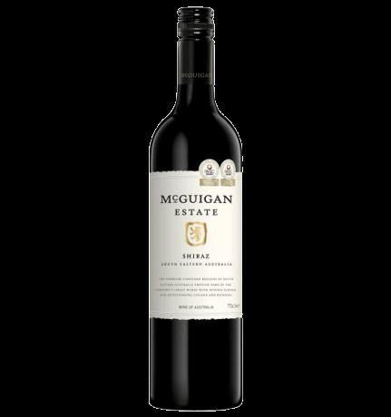 McGuigan Estate Shiraz flaska 33CL