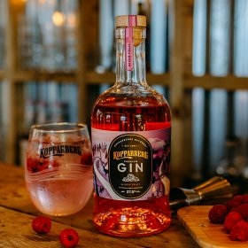 Kopparberg Gin Mixed Fruit flaska 70CL