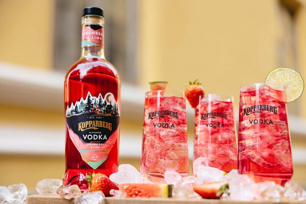 Välkommen till Kopparberg Vodka.