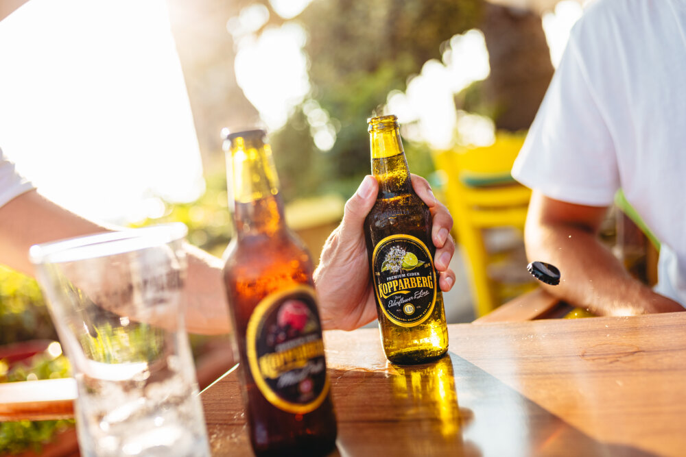 Kopparberg Cider är nu veganvänlig